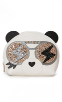 Furla Allegra Bear Cosmetic Case