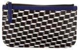 Pierre Hardy Leather Geometric Pouch