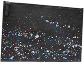 Maison Margiela Black Paint Splatter Document Holder