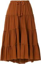 See by Chloe drawstring skirt