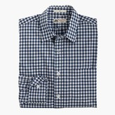 J.Crew Slim washed Thomas Mason® for shirt in blue gingham