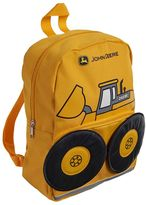 John Deere Toddler Boy Bulldozer Backpack