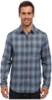 Royal Robbins Performance Flannel Ombre Long Sleeve Shirt