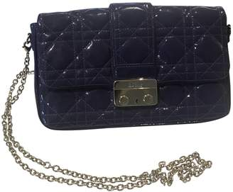 Christian Dior Miss Purple Patent leather Clutch bags