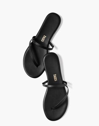 Madewell TKEES Sarit Leather Sandals