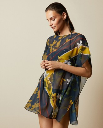 Ted Baker Savanna Square Cover Up