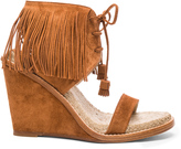 Paul Andrew Suede Shantou Wedges