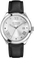 Versus By Versace Elmont Round 40mm Women's Watch, Steel/Black