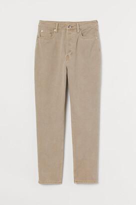 H&M Slim Mom High Ankle Jeans
