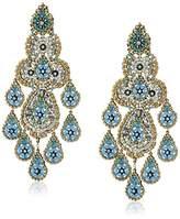 teardrop chandelier earrings - ShopStyle