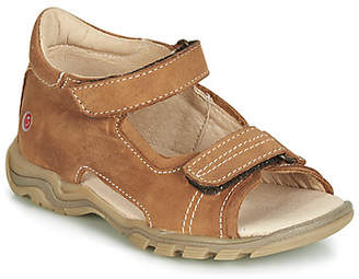 GBB PARMO girls's Sandals in Brown