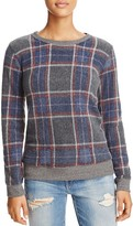 Soft Joie Maritza Plaid Sweater