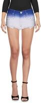 Reverse Denim shorts - Item 42601137