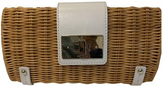 Kate Spade Other Wicker Clutch bags