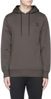 Y-3 Classic logo print hoodie