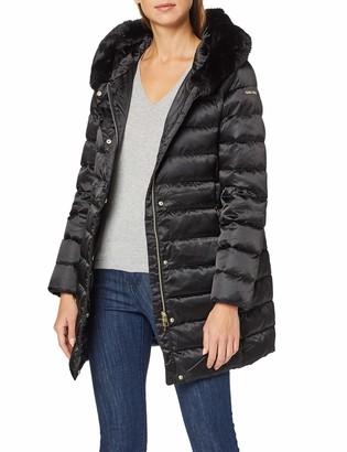 Geox Women's Chloo Long Down Coat Outerwear