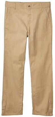 Appaman Adaptive Kids Adaptive Beach Pants (Little Kids/Big Kids) (Papyrus) Boy's Casual Pants