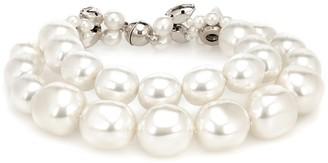 Simone Rocha Faux pearl bracelet