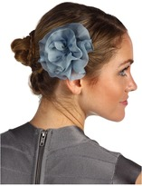 Jane Tran Something Blue Silk Flower Clip