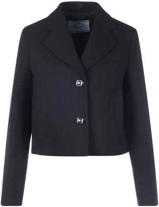 Prada 2 Buttons Jacket