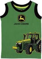 John Deere Toddler Boy Tractor Tank Top