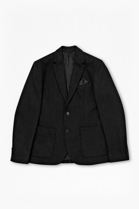 French Connection Boiled Wool Blazer