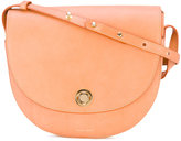 Mansur Gavriel saddle bag - women - Leather - One Size