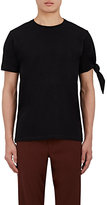 J.W.Anderson Men's Knotted Sleeve Jersey T-Shirt