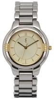 Saint Laurent 6031-G11246TA Stainless Steel & Gold Plated Quartz 32mm Mens Watch