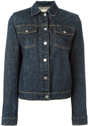 Helmut Lang Pre-Owned 1998 denim jacket