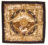 Hermes Rythmes Du Monde Silk Scarf