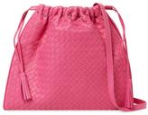 Bottega Veneta Intrecciato Leather Large Shoulder Bag