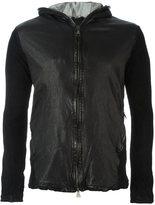 Giorgio Brato hooded jacket