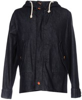 (+) People + PEOPLE Denim outerwear - Item 42595058