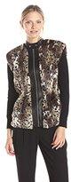 Rebecca Taylor Women's Faux Fur Vest