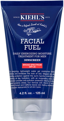 Kiehl's Facial Fuel Daily Energizing Moisture Treatment for Men SPF 20, 4.2 oz./ 125 mL