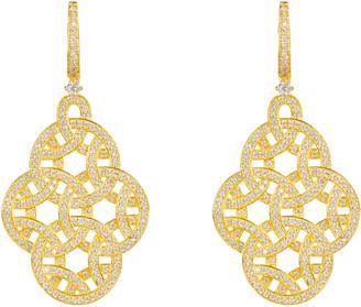 Celtic Aoife Earring Gold