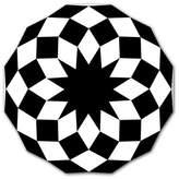 Vondom Marquis Round Rug