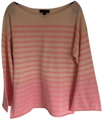 J.Crew Pink Cotton Knitwear for Women