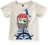 Tea Collection Aye Aye Captain! Graphic T-Shirt (Baby Boys)