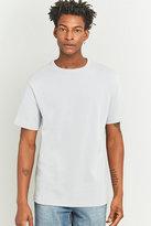Urban Outfitters Grey Marl Heavy Rib T-shirt