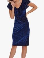 Gina Bacconi Rovetta Frill Dress