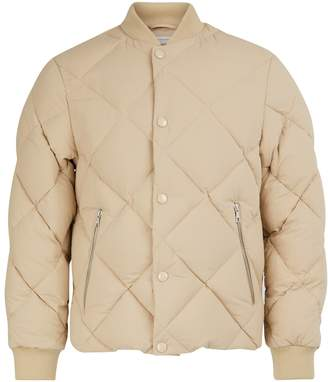 Dries Van Noten Venice quilted down jacket