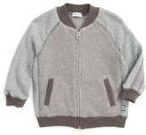 Splendid Infant Boy's Bird'S Eye Jacket