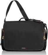 Tumi Lola Water Resistant Nylon Crossbody Bag - Black