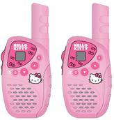 Hello Kitty Mini FRS Walkie Talkie 2-piece Set