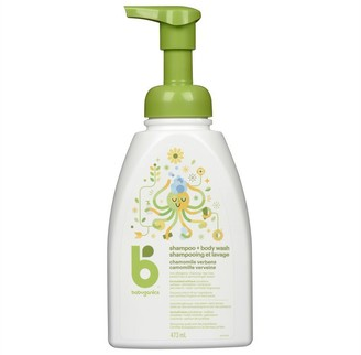 BabyGanics Shampoo + Body Wash - Chamomile Verbenea - 473 ml