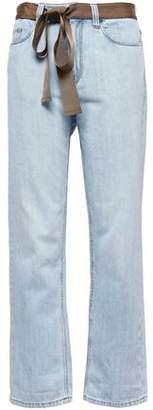 Brunello Cucinelli Mid-rise Boyfriend Jeans