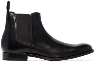 Grenson Declan leather ankle boots
