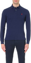 Polo Ralph Lauren Custom-fit long-sleeved polo shirt